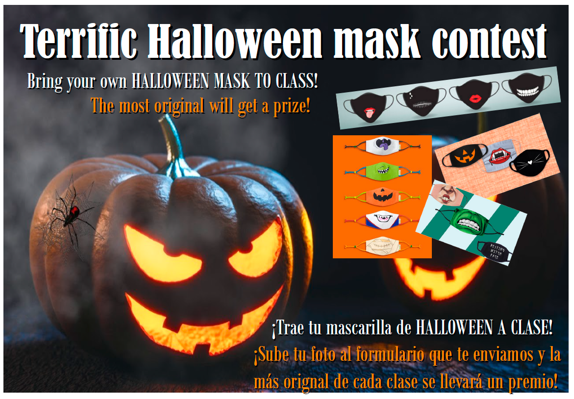 Cartel Hallowen Mask